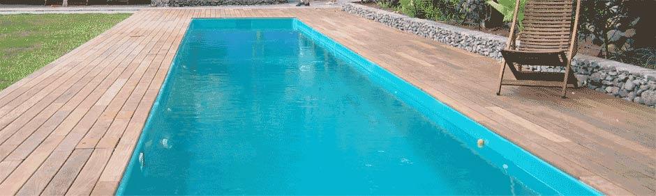 Loser piscinas piscinas de poliester accesorios e for Quality piscinas