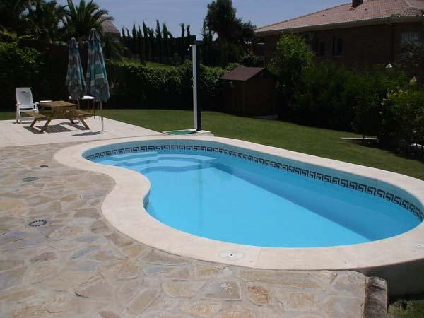 piscinas delta multiforma con 15 a os de garant a